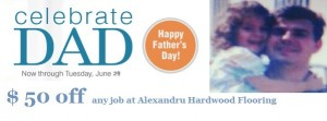 fathers's day coupon