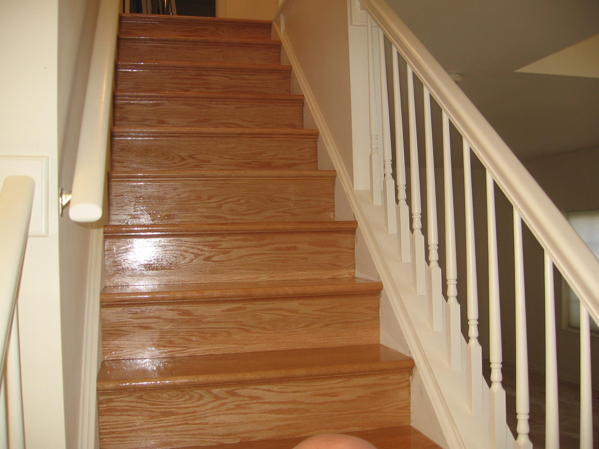 Dustless Refinishing Hardwood Floors In