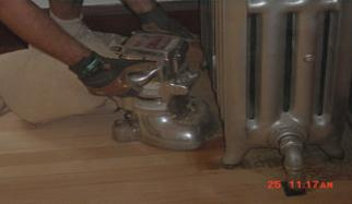 Dustless Refinishing Hardwood Floors In Skokie Chicago